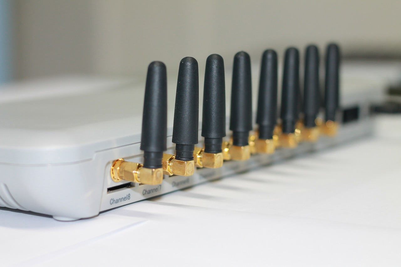 Industry Specialization - Telecom-Router image