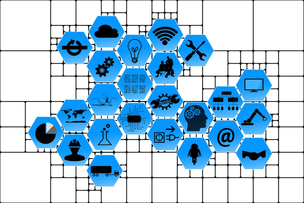 Various industries & domains